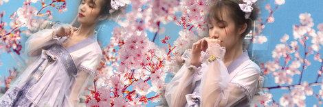 lolita ロリータ服 ichigomikou草叔 夜樱水灯 中華風 パープル 少女風 ロリータ服 ワンピース セット