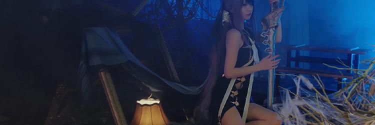 cosplay アリス 『SINoALICE -シノアリス-』 セクシーな 黒 コスプレ衣装