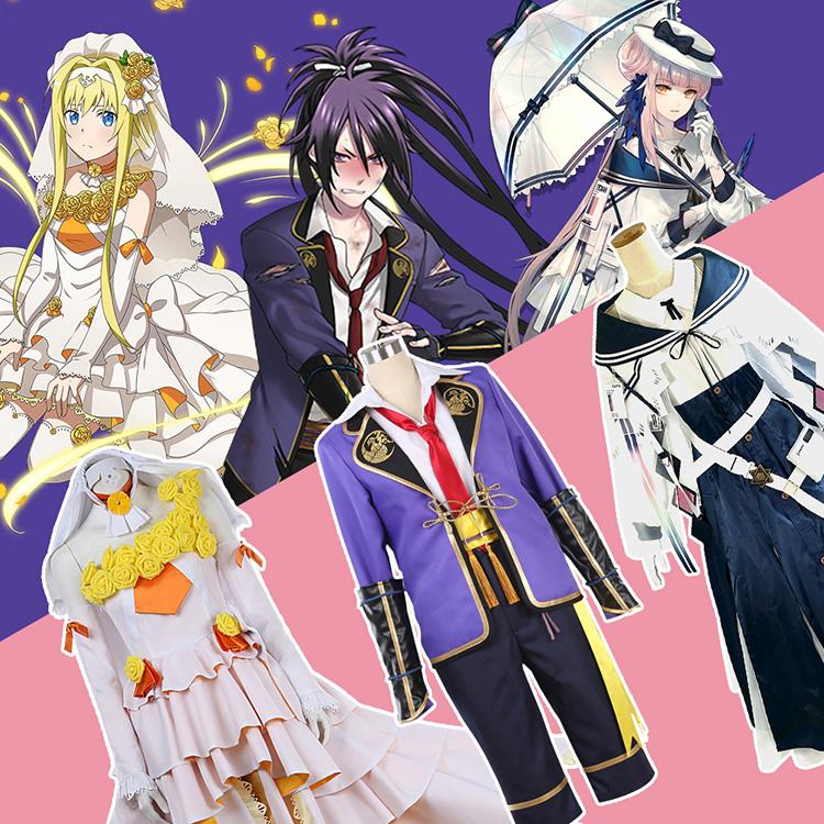 ゲーム• アニメコスプレ衣装