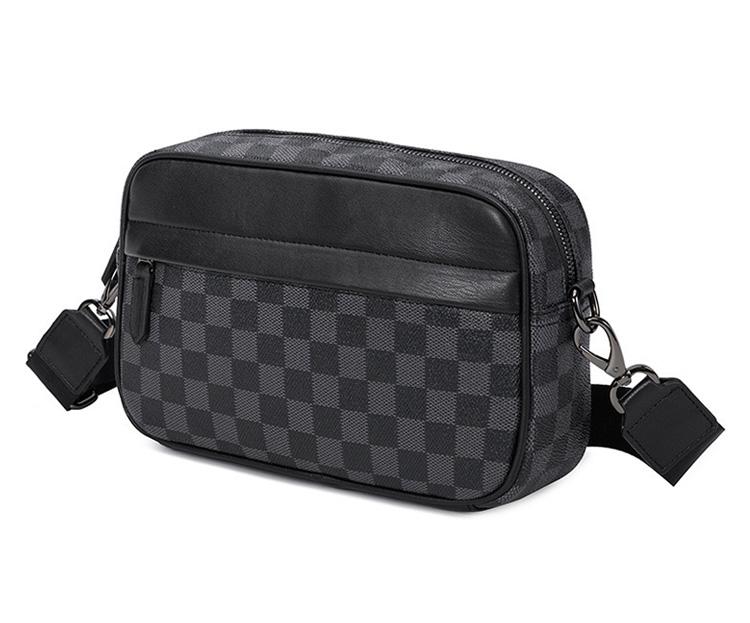 人気 メンズ ショルダー バッグ 販売 本革 男性 用 ショルダー バッグ メッセンジャー バッグ おすすめのミニ 斜 めがけ バッグ 通学 通勤鞄 小振り 軽量 実用 高 機能 肩掛け カバン 1