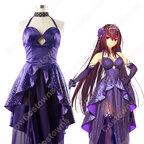 スカサハ コスプレ衣装 【Fate/Grand Order】 cosplay 英霊正装 ドレス
