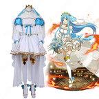 結城明日奈 コスプレ衣装 【ソードアート・オンライン】cosplay SAO ウエディングドレス COT-A00050