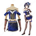 朝香果林 【ラブライブ!スクールアイドルフェスティバルALL STARS 】cosplay ステージ衣装