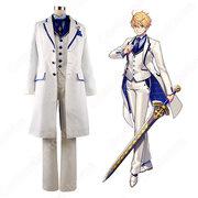アーサー・ペンドラゴン コスプレ衣装 【Fate/Grand Order】cosplay カルデアボーイズコレクション2018 ホワイトローズ