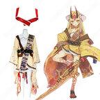 茨木童子 コスプレ衣装 【Fate/Grand Order】cosplay 戦闘服