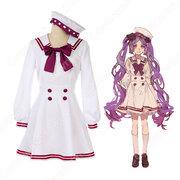 ステンノ コスプレ衣装 【Fate/Grand Order】cosplay ゴルゴン三姉妹 水兵さん セーラー服
