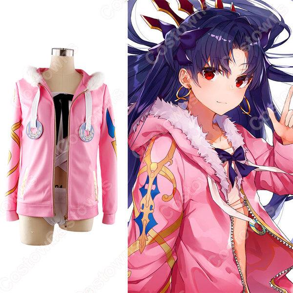 イシュタル コスプレ衣装 【Fate/Grand Order】cosplay 2017年水着イベント 水着姿 オーダメイド可元の画像