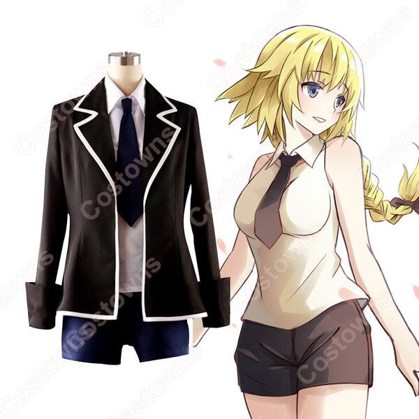 ジャンヌ・ダルク コスプレ衣装 【Fate/Apocrypha】 cosplay 私服 オーダメイド可元の画像