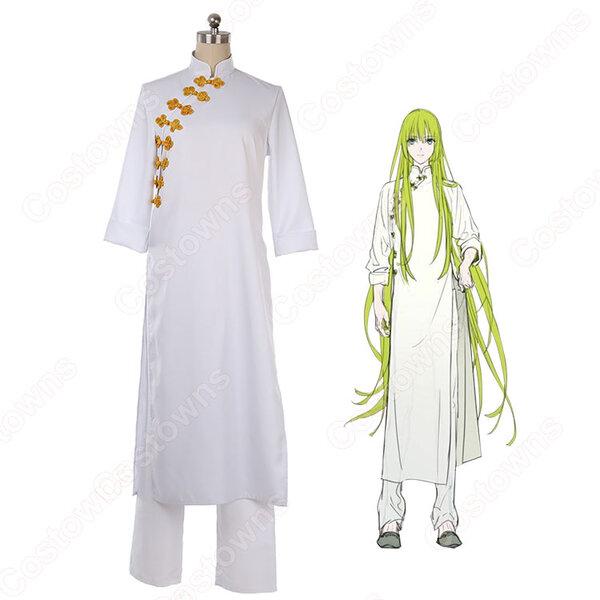 エルキドゥ コスプレ衣装 【Fate/Gand Order】 サーヴァントと巡る世界展 英霊旅装 cosplay オーダメイド可元の画像