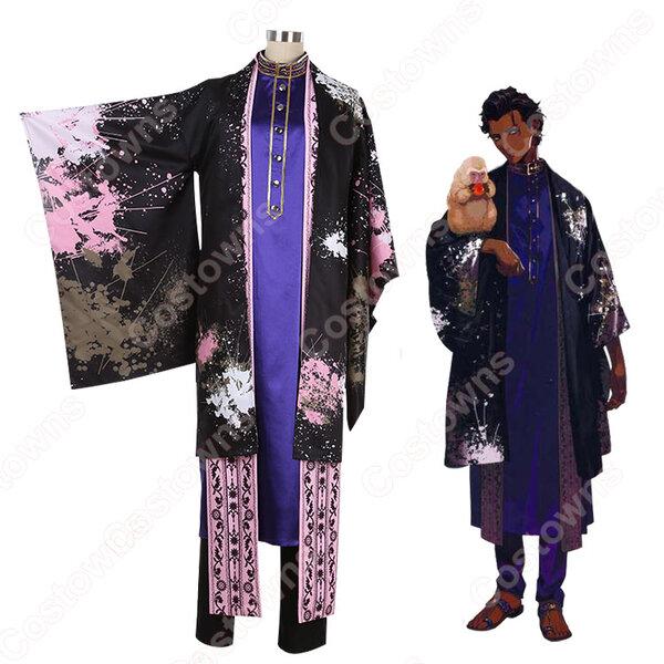 アルジュナ コスプレ衣装 【Fate/Grand Order】 cosplay サーヴァントと巡る世界展 英霊旅装 オーダメイド可元の画像