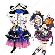 渡辺曜 コスプレ衣装 【ラブライブ!サンシャイン!!】cosplay 〈ハロウィーン編二人の全速前進〉 覚醒後 ワンピース