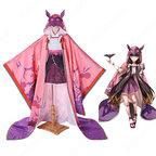 刑部姫 コスプレ衣装 【Fate/Grand Order】cosplay 霊基再臨 第一段階 アサシン 戦闘服
