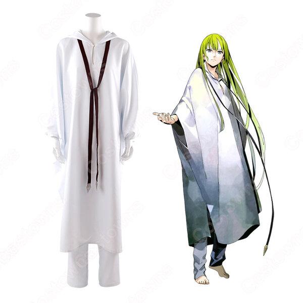 エルキドゥ コスプレ衣装 【Fate/Grand Order】 cosplay 霊基再臨 第二段階 戦闘服 オーダメイド可元の画像