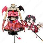 矢澤にこ コスプレ衣装 【ラブライブ!】〈小悪魔編 小悪魔猛特訓!〉 覚醒後 cosplay