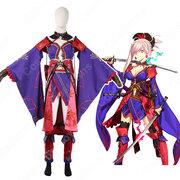 宮本武蔵 コスプレ衣装【Fate/Gand Order】cosplay 臨基再臨 第三段階 戦闘服