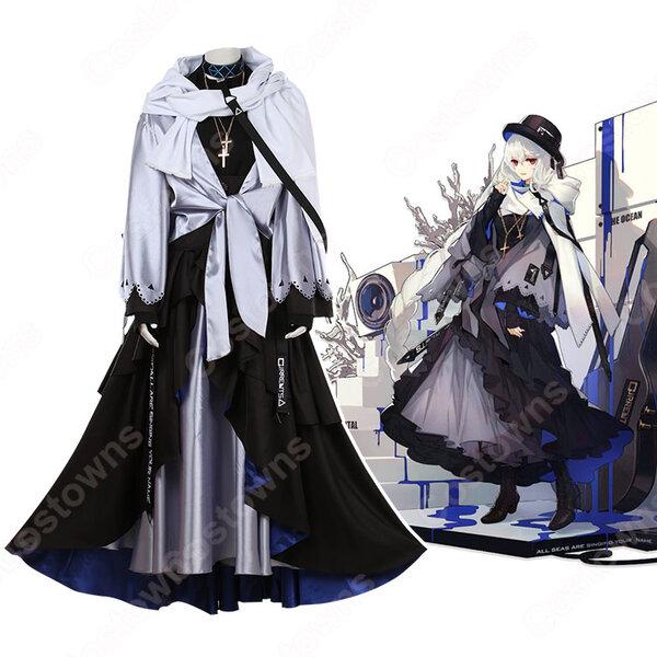 スペクター コスプレ衣装 【アークナイツ】 cosplay SPECTER 寒武紀COMBRIAN オーダメイド可元の画像