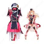 乱藤四郎 コスプレ衣装 【刀剣乱舞】cosplay 短刀男士 極 出陣服