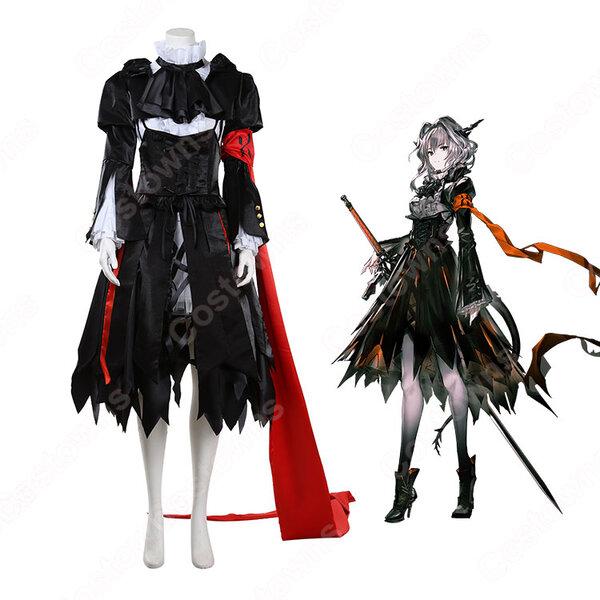 タルラ コスプレ衣装 【アークナイツ】cosplay TALULAH 戦闘服 オーダメイド可元の画像