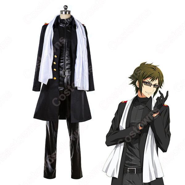 二階堂大和 コスプレ衣装 【アイドリッシュセブン】 cosplay 警察制服 オーダメイド可元の画像