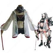 シュヴァルツ コスプレ衣装 【アークナイツ】 cosplay 黒 Schwarz 戦闘服 COT-A00193