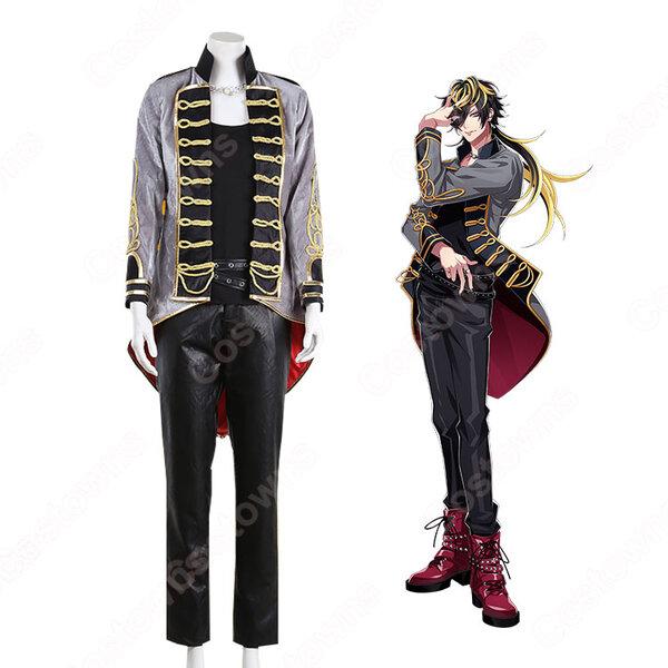 四十物十四 コスプレ衣装 【ヒプノシスマイク-Division Rap Battle-】 cosplay ナゴヤ・ディビジョン 衣装 オーダメイド可元の画像