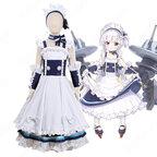 ベルちゃん コスプレ衣装 【アズールレーン】 cosplay ロイヤル 軽巡洋艦 メイド衣装