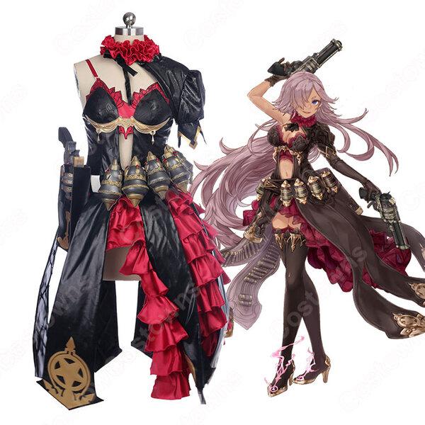 シンデレラ コスプレ衣装 シノアリス【SINoALICE】 cosplay 卑劣 衣装元の画像