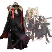ビスマルク コスプレ衣装 【アズールレーン】 cosplay 鉄血 戦艦 初期衣装