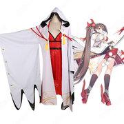 瑞鶴 コスプレ衣装 【アズールレーン】 cosplay 重桜 正規空母 初期衣装