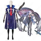 エセックス コスプレ衣装 【アズールレーン】 cosplay ユニオン 正規空母 初期衣装