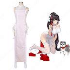 高雄 コスプレ衣装 【アズールレーン】 cosplay 重桜 重巡洋艦 春の習い チャイナドレス
