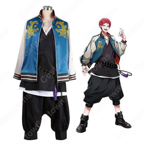 波羅夷空却 コスプレ衣装 【ヒプノシスマイク-Division Rap Battle-】 cosplay ナゴヤ・ディビジョン 修行服 オーダメイド可元の画像