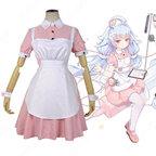 ニコラス コスプレ衣装 【アズールレーン】 cosplay ユニオン 駆逐艦 ナース衣装