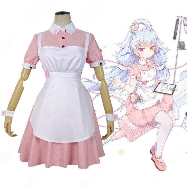 ニコラス コスプレ衣装 【アズールレーン】 cosplay ユニオン 駆逐艦 ナース衣装元の画像