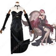 デューク・オブ・ヨーク コスプレ衣装 【アズールレーン】 cosplay ロイヤル 戦艦 永夜のカローラ ドレス