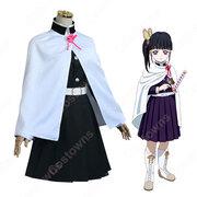 栗花落カナヲ(つゆりかなを) コスプレ衣装 【鬼滅の刃】 cosplay 剣士 隊服
