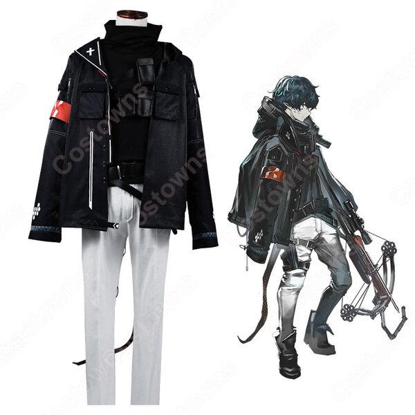 ファウスト コスプレ衣装 【アークナイツ】 cosplay 浮士德 FAUST 戦闘服元の画像