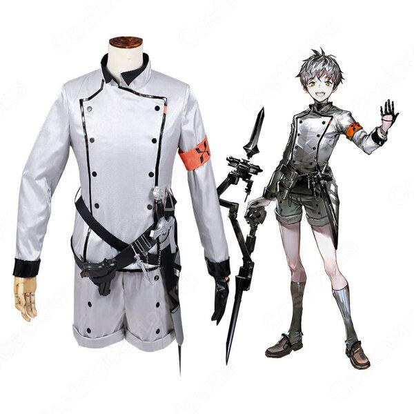 メフィスト コスプレ衣装 【アークナイツ】 cosplay 梅菲斯特 MEPHISTO 戦闘服元の画像