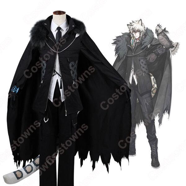 シルバーアッシュ コスプレ衣装 【アークナイツ】 cosplay 銀灰 SilverAsh 戦闘服元の画像