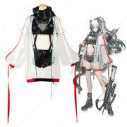 シュヴァルツ コスプレ衣装 【アークナイツ】 cosplay 黒 Schwarz 戦闘服 COT-A00258