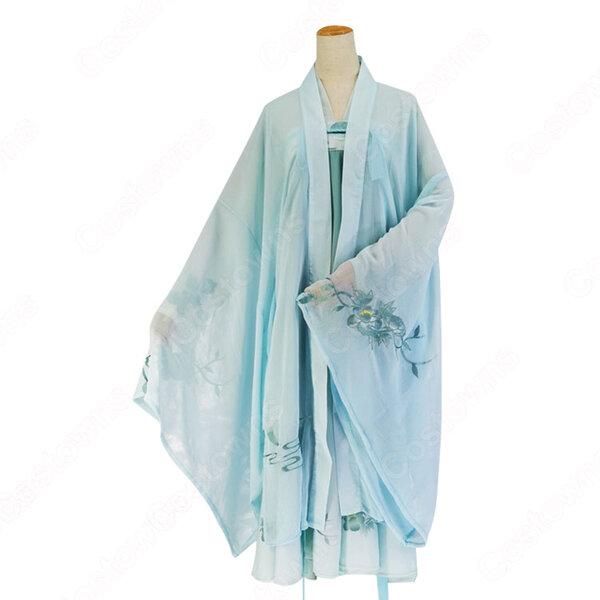 漢服 コスプレ衣装 《萝笙》 COS服 中国伝統服 襦裙元の画像
