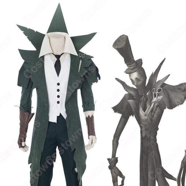 アイデンティティV ジャック コスプレ衣装 【IdentityV 第五人格】 cosplay リッパー 初期衣装元の画像
