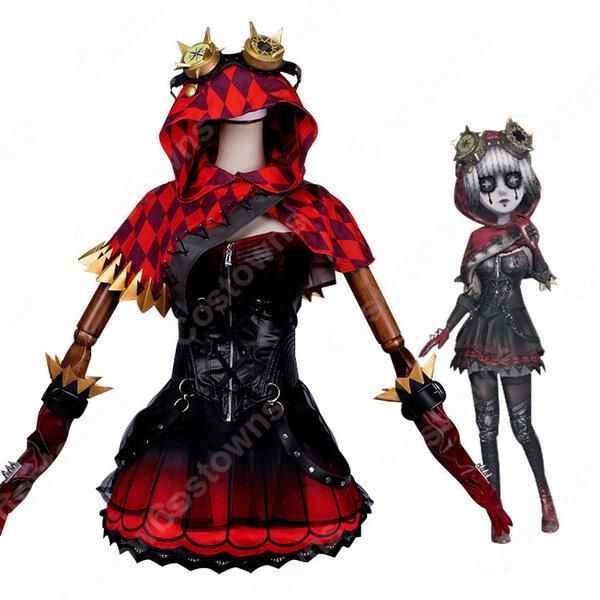 アイデンティティV トレイシー・レズニック コスプレ衣装 【IdentityV 第五人格】 cosplay 機械技師 赤ずきん衣装元の画像