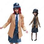 アイデンティティV ヘレナ・アダムス コスプレ衣装 【IdentityV 第五人格】 cosplay 心眼 初期衣装
