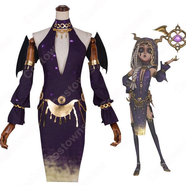 アイデンティティV フィオナ・ジルマン コスプレ衣装 【IdentityV 第五人格】 cosplay 祭司 夢の使者衣装 オーダメイド可元の画像