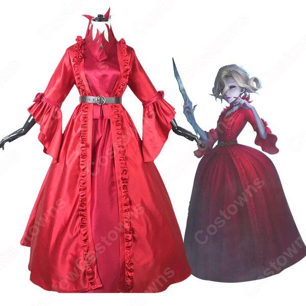 アイデンティティV マリー コスプレ衣装 【IdentityV 第五人格】 cosplay 血の女王 初期衣装元の画像