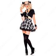 制服 コスプレ衣装 文化祭 体育祭 日本高校制服 ユニフォーム セーラー服 COT-A00343