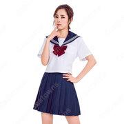 制服 コスプレ衣装 文化祭 体育祭 日本高校制服 ユニフォーム セーラー服 COT-A00347