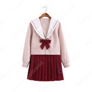 学園制服 コスプレ衣装 文化祭 体育祭 ユニフォーム 刺繍 コスチューム セーラー服