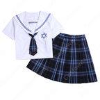 学園制服 コスプレ衣装 文化祭 体育祭 ユニフォーム コスチューム セーラー服 COT-A00405